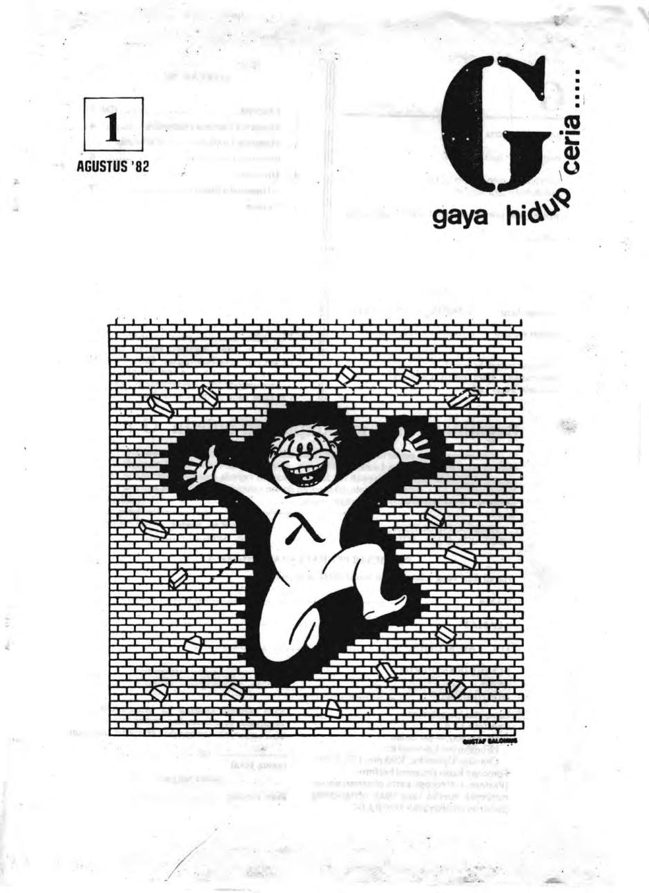 Gaya Hidup Ceria 1-Aug 1982