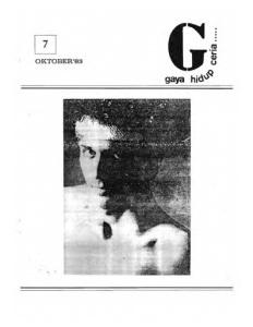 Majalah G: gaya hidup ceria No. 7