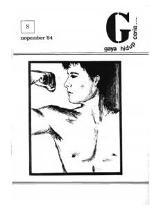 Majalah G: gaya hidup ceria No. 8