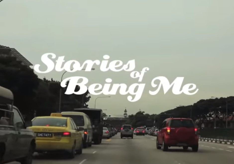 Stories of being me