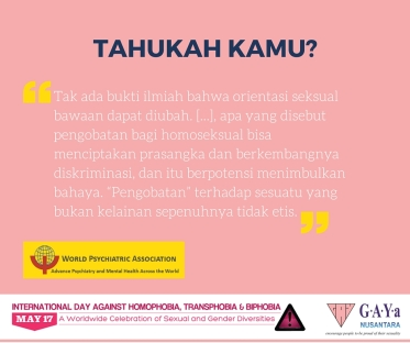 IDAHOT Day 4