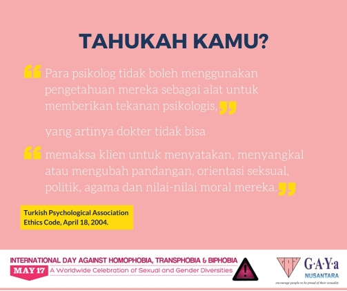 IDAHOT Day 5