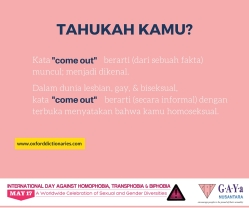 IDAHOT Day 6